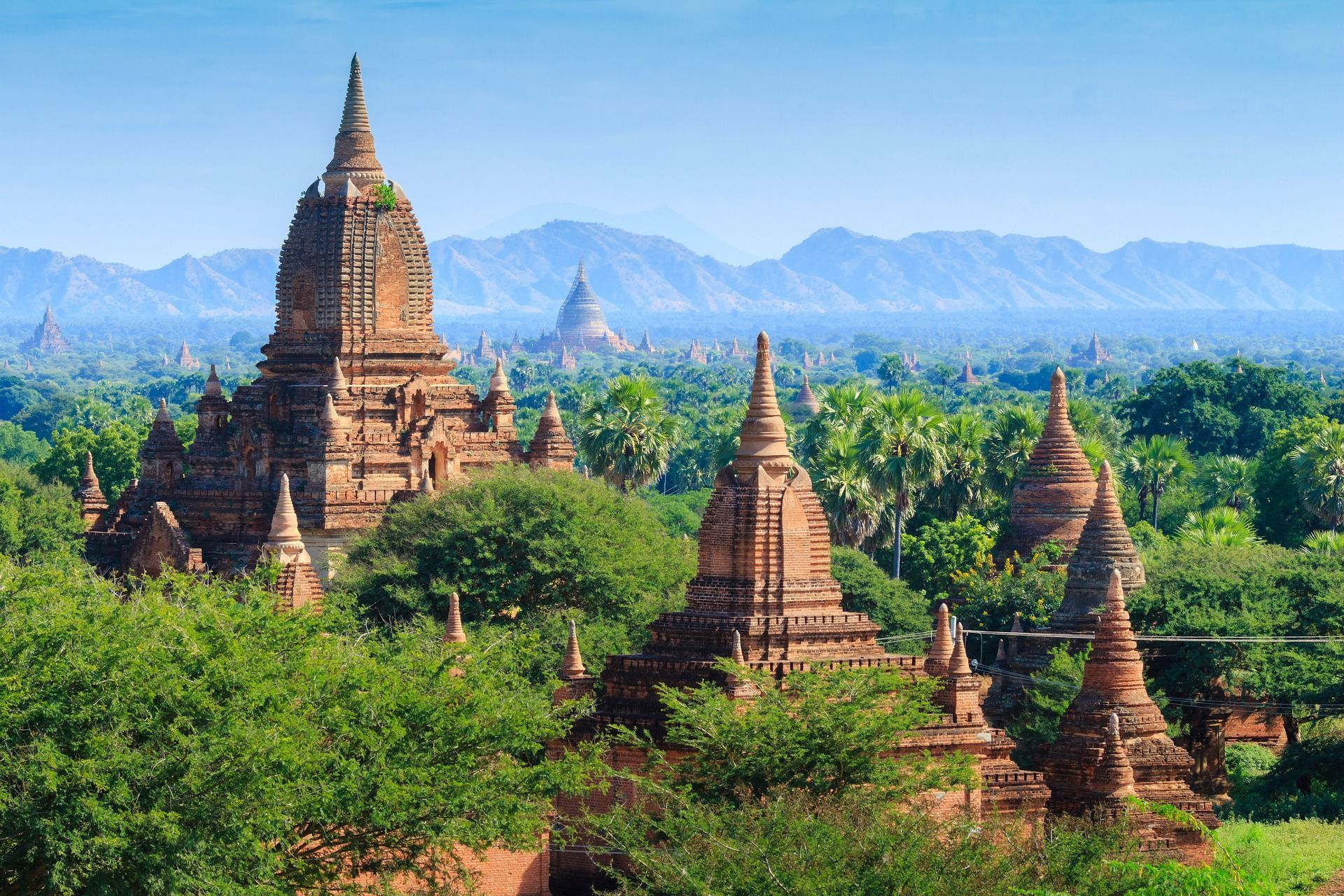 Myanmar 12 days tour